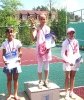 Солдатова Катя - 1 место по большому теннису (Хабаровск)