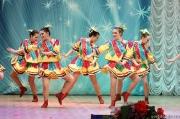 Отчётный концерт образцового ансамбля танца «Мазлтов» - 2019
