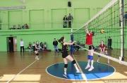 Дальневосточный турнир по волейболу среди девушек
