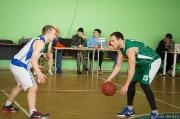 Игры чемпионата ДФО по баскетболу в Биробиджане