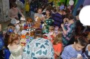 Благотворительный новогодний праздник в обновлённом театре кукол «Кудесник»