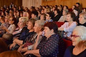 Концерт к Международному женскому дню